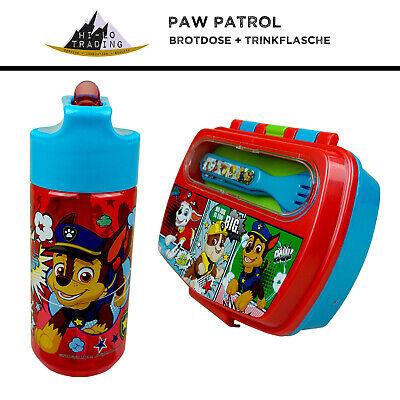 Unisex Fun House Paw Patrol Trinkflasche f/ür Kinder Blau 400 ml