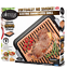 Gotham-Steel-Smokeless-Electric-Grill-Nonstick-amp-Portable-As-Seen-on-TV-NEW miniature 1