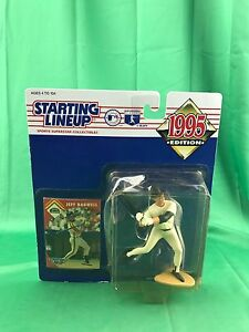1995 STARTING LINEUP - JEFF BAGWELL - HOUSTON ASTROS (PACKAGE HAS SHELF WEAR)