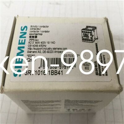 1PC NEW Siemens contactor 3RT1016-1BB41