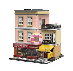 UG10181 Bausteine Clown Paradise Shop Geschenk Gebäude Spielzeug OVP 3329PCS