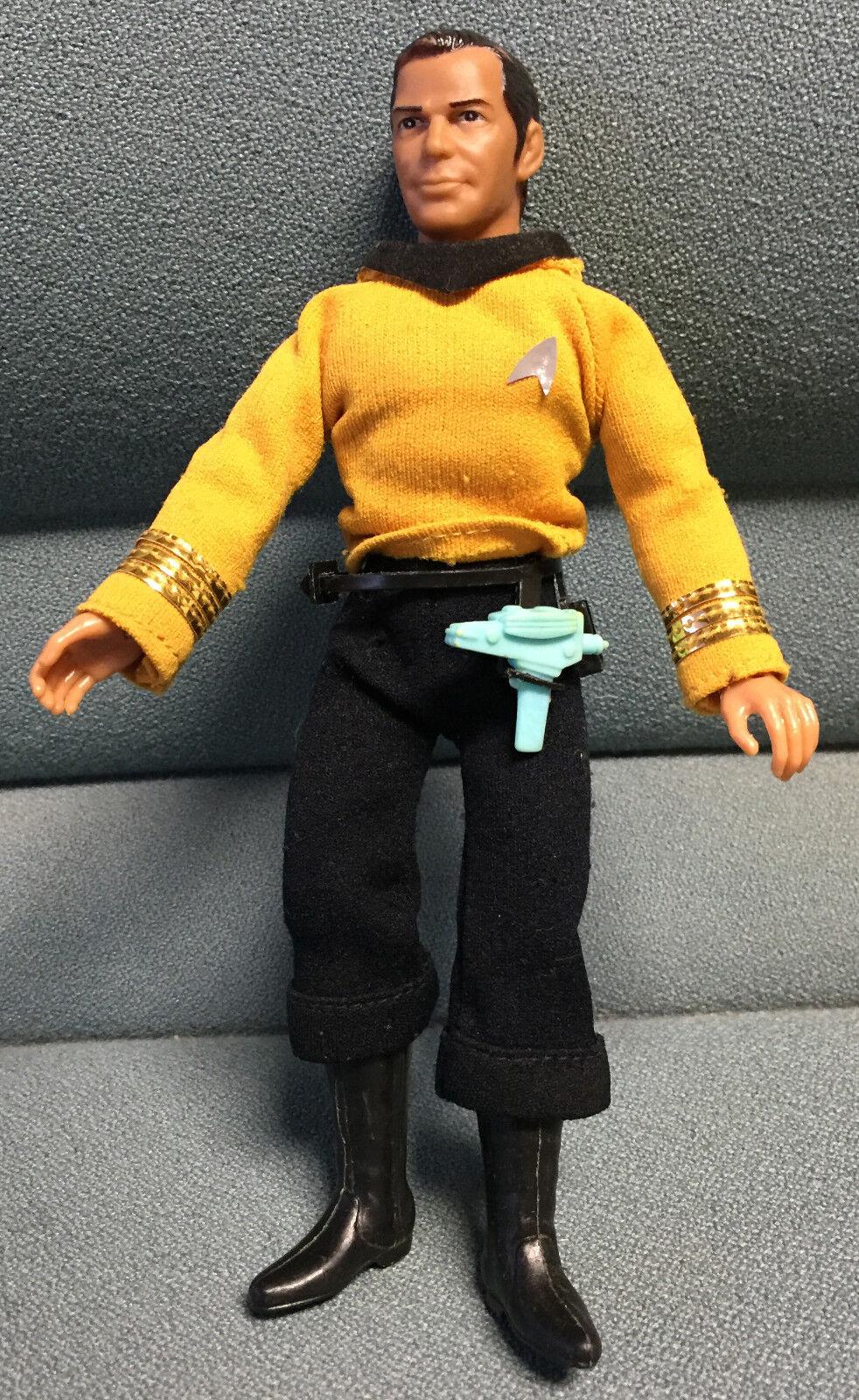 Vintage 70's MEGO Star Trek Capt. Kirk 8
