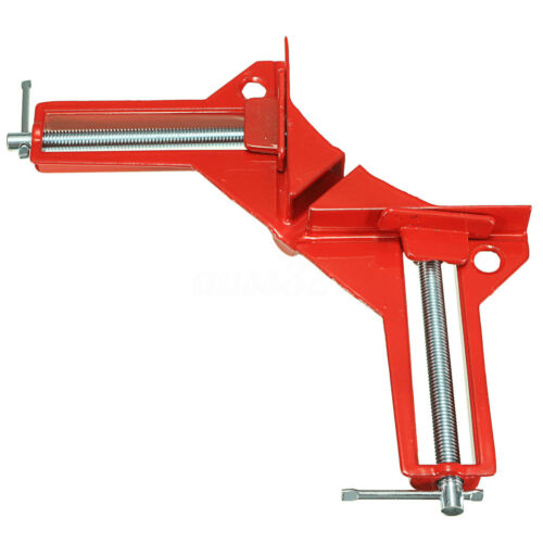 Woodworking Hand Kit 90°Degree Right Angle Picture Frame Corner Clamp Holder !
