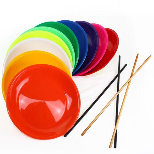 Weitere Sportarten oder Kunststoffstab Jonglierteller in Ihrer Wunschfarbe zum TOP-Preis mit Holz
