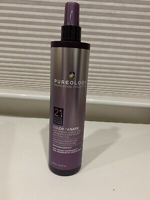 Pureology Color Fanatic Multi-tasking Leave-in Spray 13.5 ...