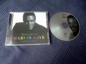 CD Marvin Gaye The Very Best Of Greatest Hits Collection 12Songs Motown 72Minute