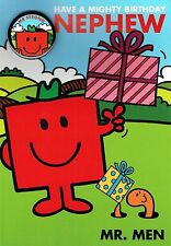 """Official /""""MR STRONG ~ NEPHEW /"""" Birthday Card"""