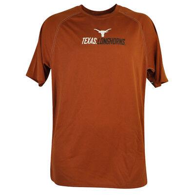 Brillant Ncaa Texas Longhorns Parkdale Sport T-shirt Kurzärmelig Herren Rundhals Weitere Ballsportarten