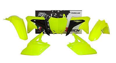 FS-FX 2017 Giallo Fluo TC-TX Kit Plastiche Husqvarna TC 125 FC 2016-2017