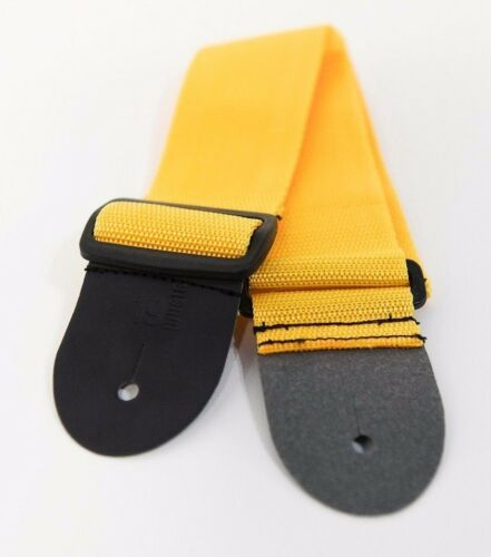 CLEARANCE Kids Beginner Classical Acoustic Guitar Strap orange Childs childrens