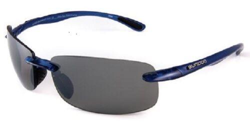 Sundog 37001 Barrel Cristec Polarised Blue//Smoke with hard case