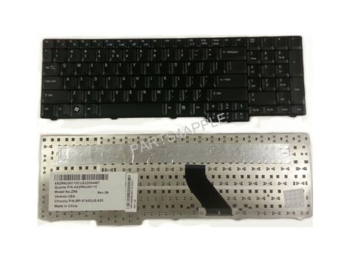 Genuine New Acer Aspire 6530 6530G 6930 6930G Series Laptop Keyboard US Black