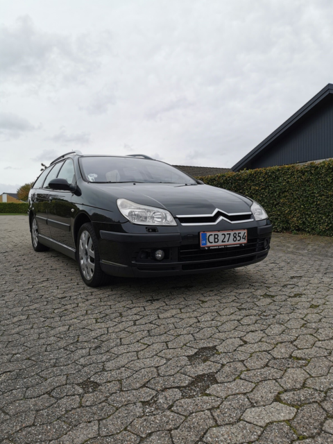 Citroën C5, 1,6 HDi Advance Weekend, Diesel, 2005, 5-dørs,…