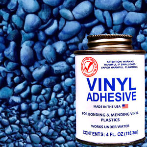 18 X33 Pool Liner Round Above Ground Repair Vinyl Patch Kit Sale 694157095455 Ebay