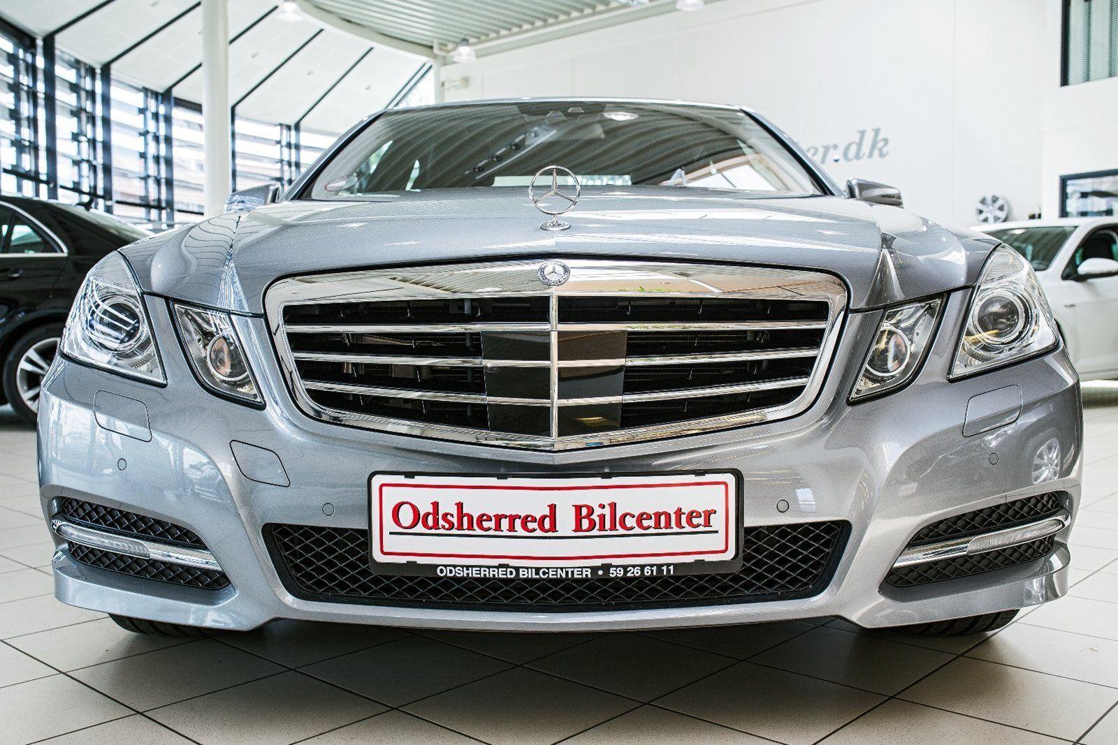 Mercedes E350 3,0 CDi Avantgarde aut. 4-M BE 4d - 2.999 kr.