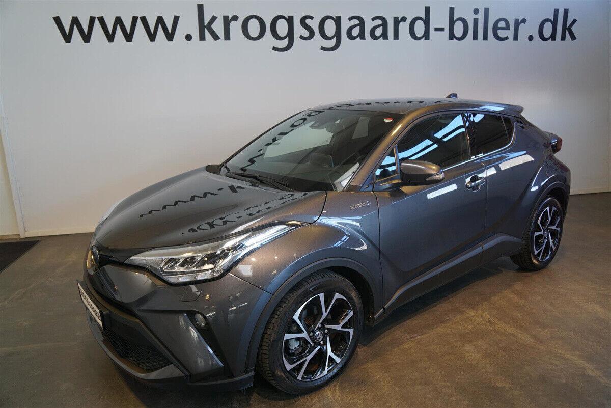 Toyota C-HR 1,8 Hybrid C-LUB Premium CVT 5d - 279.900 kr.