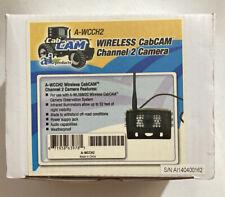 Wcch2 Universal Farm Cabcam Camera Wireless 110 Channel 2 2432 Mhz A Wcch2