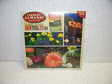 2014 Farmers' Almanac 18 Month Calendar Sealed NEW!!  Farmers