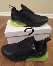 Nike Air Max 270 Size 11 Black Black Volt AH8050 011 Brand New In Box NIB 3ea84abf8
