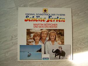 LP-Schoene-Ferien-Original-Soundtrack-der-TV-Serie-M-Boettcher-und-Orchester