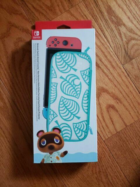 Animal Crossing New Horizons Aloha Edition Carrying Case ...