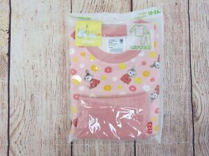 UNIQLO-Girl-039-s-Moomin-Long-Sleeve-Pajama-Set-18-24-Months-Pink-NWT