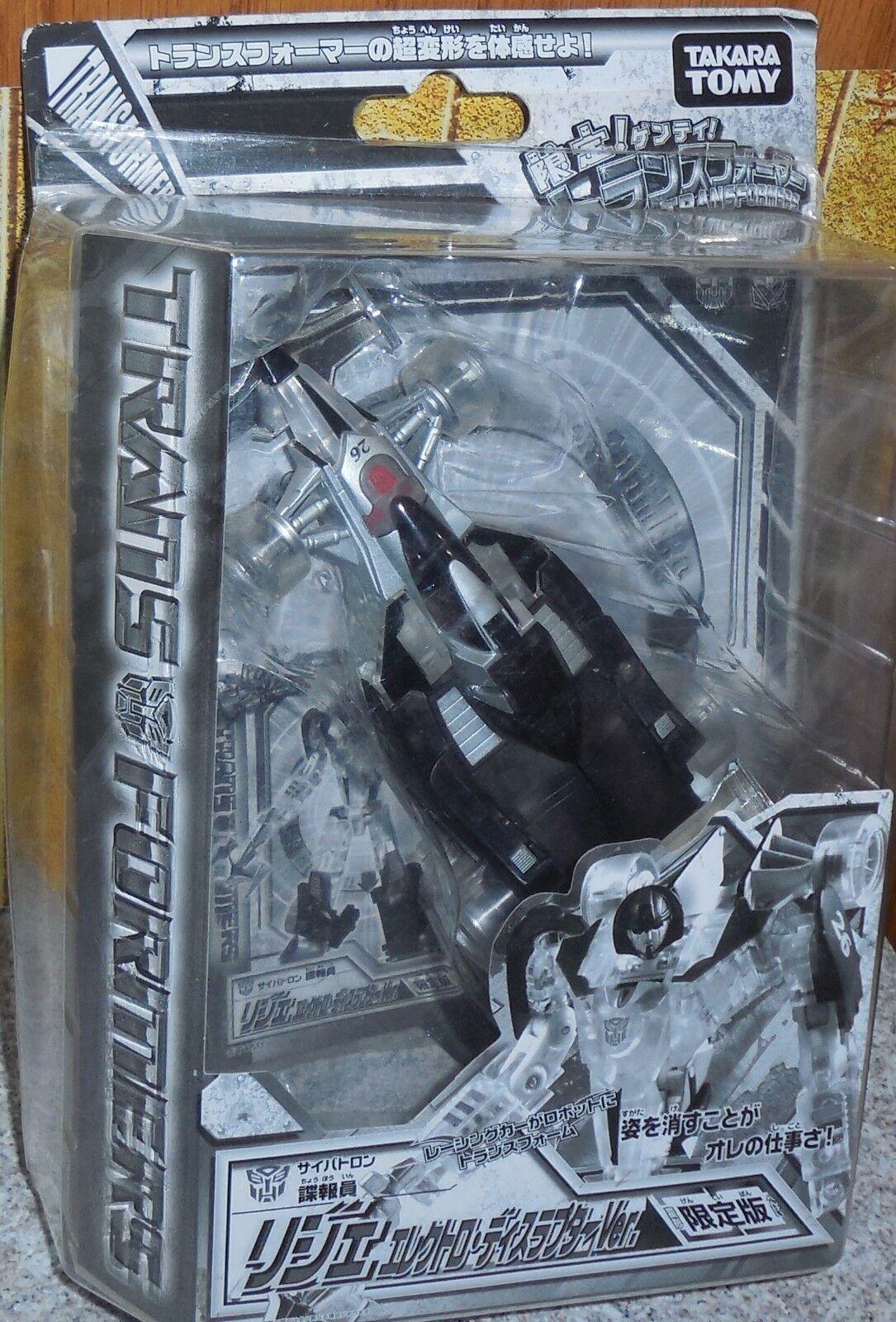 Transformers Transformers Transformers Henkei Ghost MIRAGE Complete deluxe Classics c1b73b