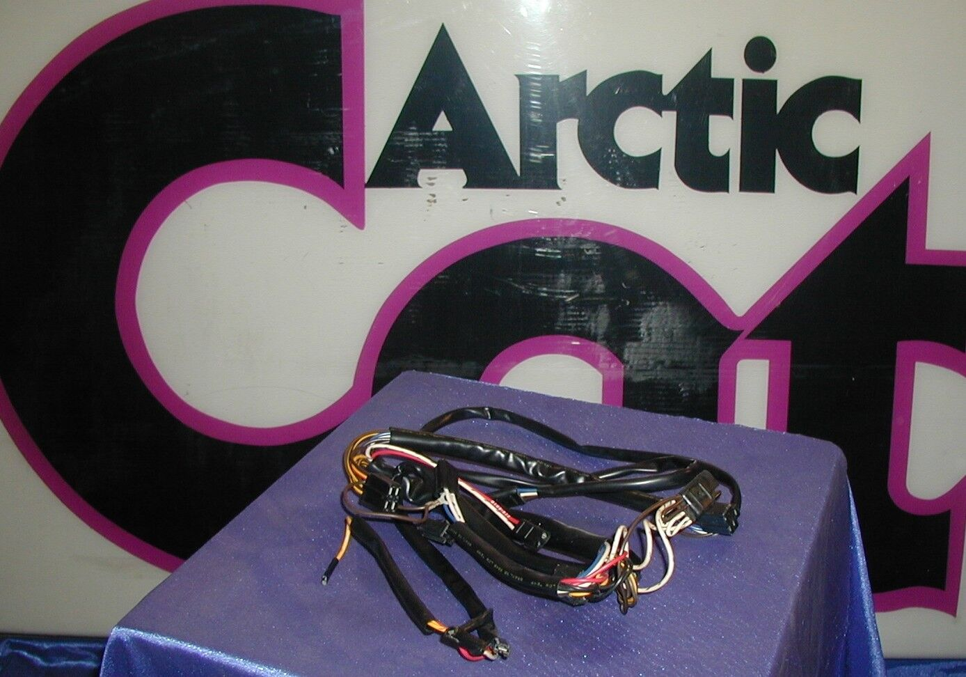 Arctic Cat Main Ignition Wiring Harness '76 Panther Vintage  nos