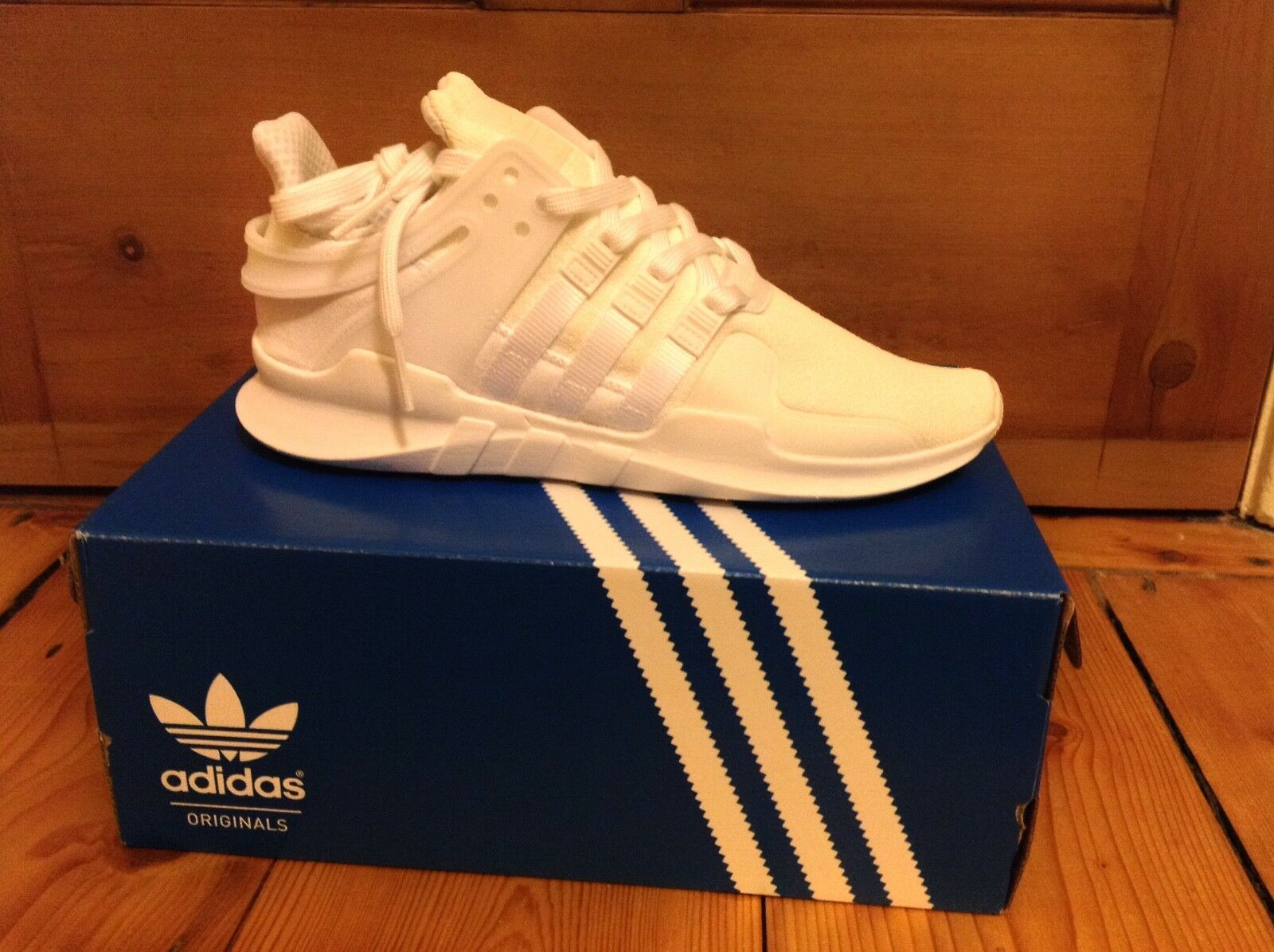 New homme adidas  EQT Support ADV - blanc Textile NMD R1 R2Primeknit