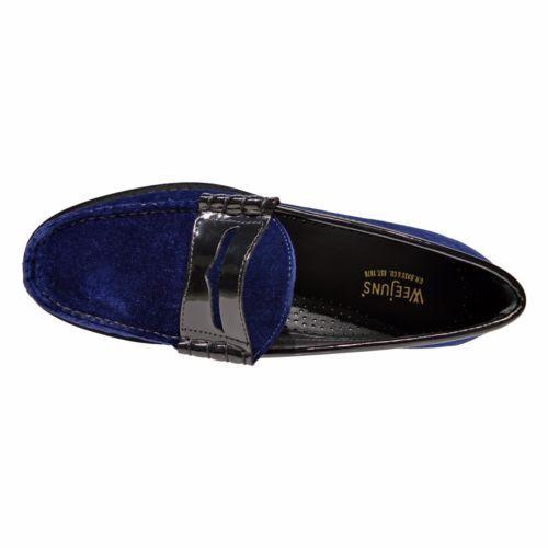 Herren Weejuns G.H.Bass Leder, Velvet Schuhe Pennyloafer 70-60426 Larson  | Verpackungsvielfalt