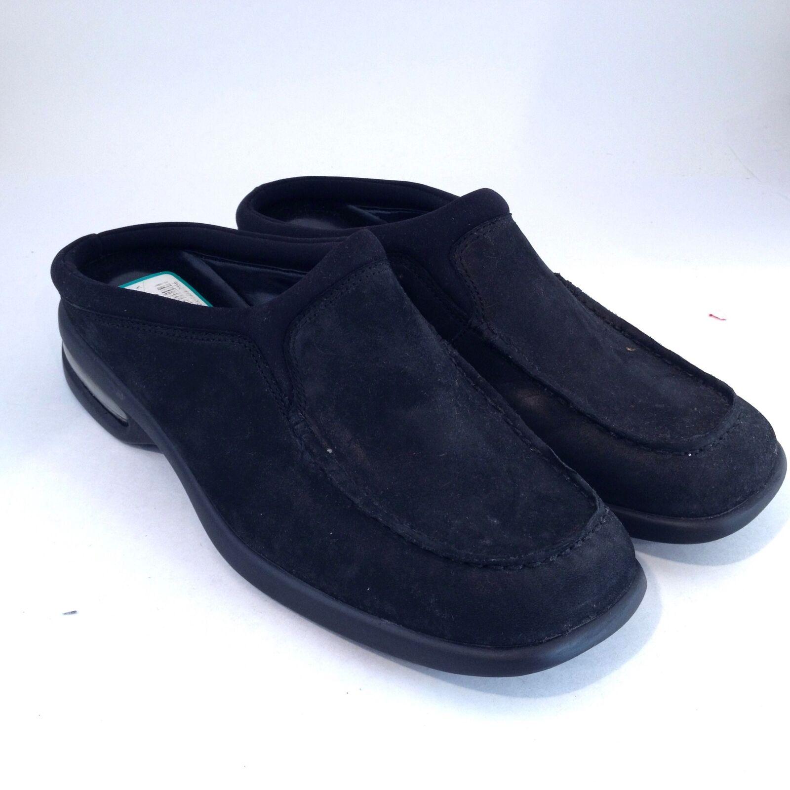 Vaneli Van Dottie Outdoor Clog Womens Shoes sz 6M Black Mules Shoes S04WH