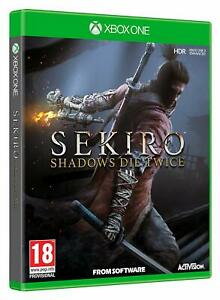 Sekiro-Shadows-Die-Twice-NEU-amp-OVP-Deutsch-Xbox-One