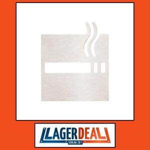 Consentito fumare 120x140x2mm in acciaio inox lucidata badartikel accessori bagno magazzino Deal