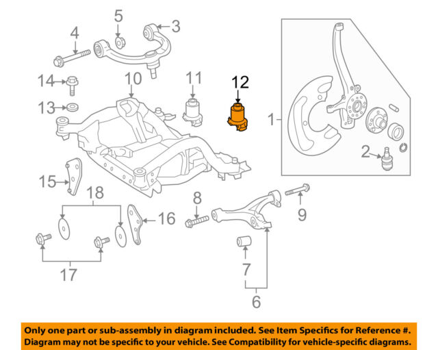 mercedes mercedes benz oem gl450 front suspension rear mount leftmercedes oem 12 15 ml350 front suspension rear mount 1663310142