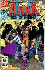 Arak, Son of Thunder # 38 (USA,1984)