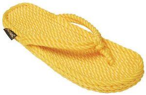 Rope Sandals-Tobago Yellow Women's