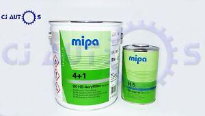 MIPA-2K-HS-Acrylfiller-grau-High-Bau-Grundierung-4L-4-1-1-L-H5-Haerter