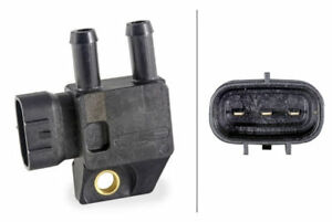 Details about Exhaust Pressure /DPF Sensor Toyota Auris, Avensis, Corolla,  Land Cruiser, Verso