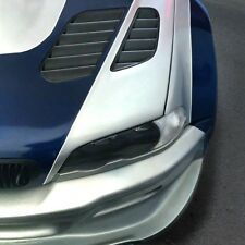 BMW e46 M3 e39 M5 GTR Bonnet DTM hood Vents grilles Air Duct stance turbo