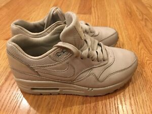 Details about Nike Women's Air Max 1 Pinnacle Sz 5 Light Bone Tan 839608 001 Dad Shoes Running