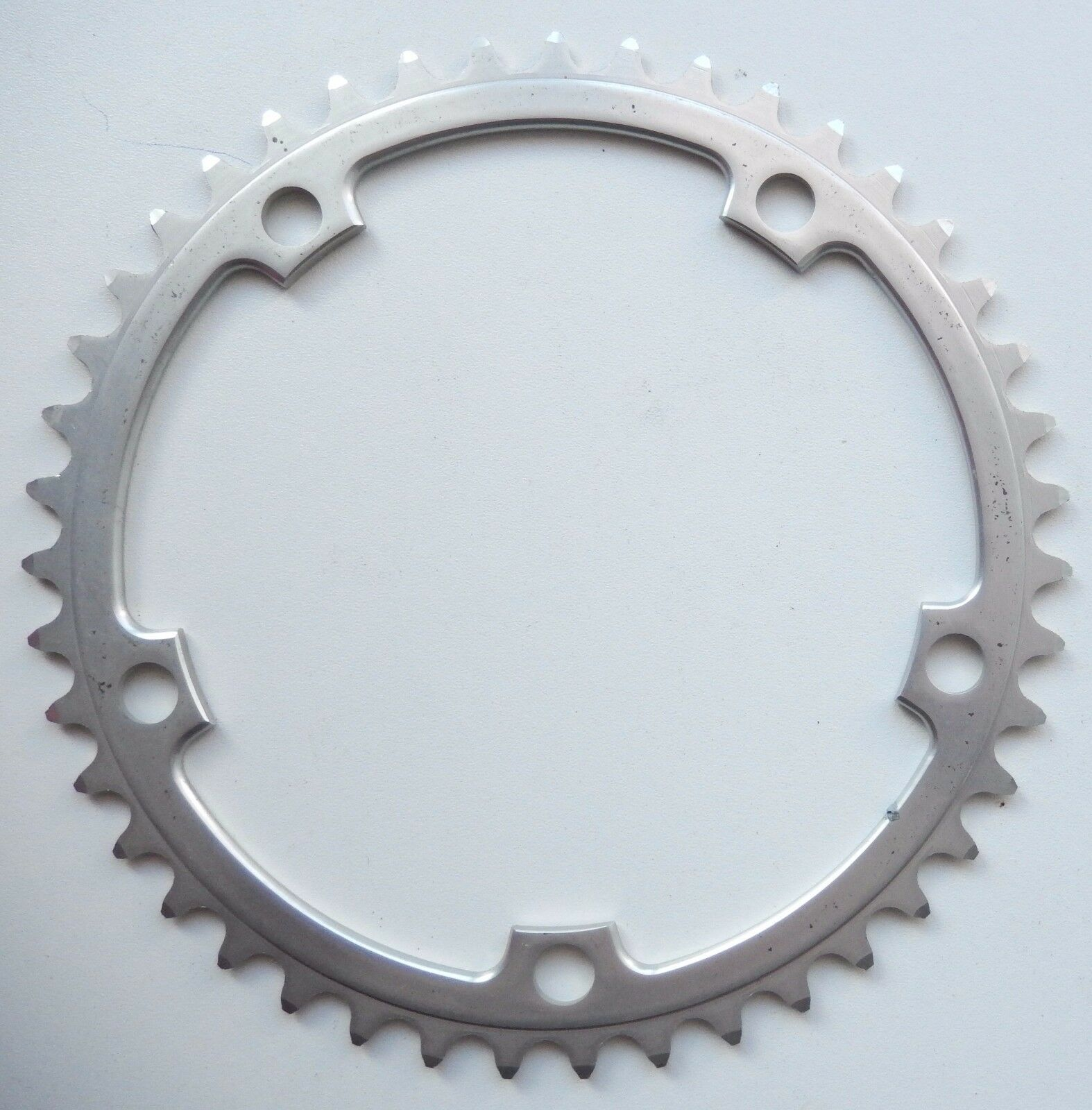 NOS  VINTAGE STRONGLIGHT 107 CHAINRING 45 - PLATEAU BCD 144 (45)