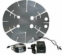 Hotshot Satellite Dish Heater Kit - Hs18ngrfkit Keep The Snow / Ice Off