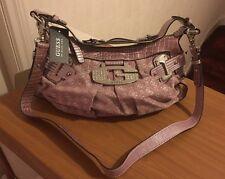 Genuine Gorgeous Pink Guess Ladies Handbag From America **BNWT**