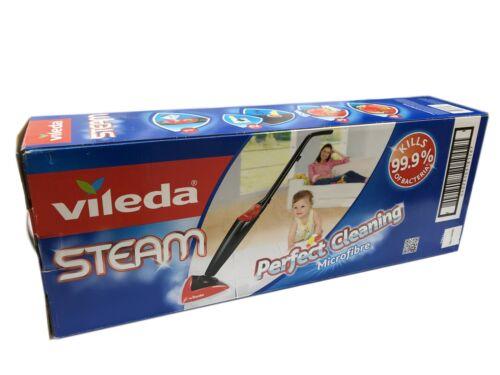 Vileda Steam Dampfbesen Reinigungsgerät Dampfreiniger 1550W Dampf Besen 05223