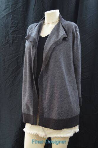 Doncaster Shrug Uld Blazer Xs Open Knit Duster Cardigan Blend Frakke New Sweater wwqf7B16x