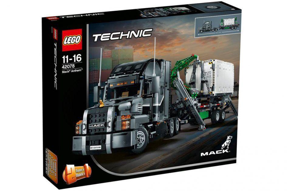 Lego Technic ® 42078 Truck mack ® Anthem ™ - nuevo en el embalaje original