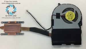 Genuine-Toshiba-H000085330-Cooling-Fan-with-Heat-Sink