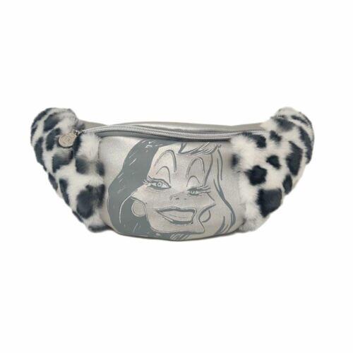 Disney 101 Dalmatians Cruella De Vil Fluffy Waist Bag