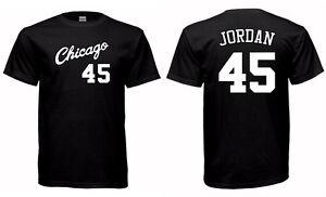 michael jordan white sox jersey