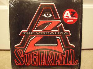 AZ-SUGAR-HILL-b-w-RATHER-UNIQUE-12-034-1995-RARE-PETE-ROCK